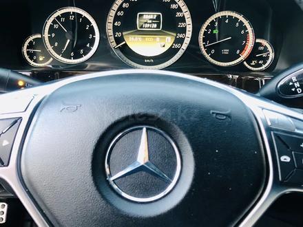 Mercedes-Benz E 200 2012 года за 8 000 000 тг. в Алматы – фото 9