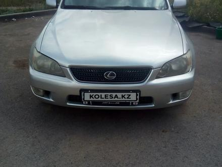 Lexus IS 200 2002 года за 3 500 000 тг. в Нур-Султан (Астана) – фото 6