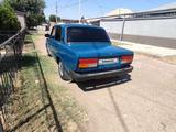 ВАЗ (Lada) 2107 2008 года за 800 000 тг. в Туркестан