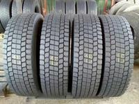 Грузовые R22.5 б/у шины из Германии за 44 000 тг. в Алматы