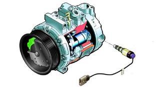 Генератор, компрессор кондиционера в Костанай