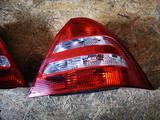 Задние фонари w203 рестайл за 50 000 тг. в Шымкент – фото 2