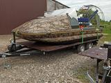 Аэролодка Аллигатор Двигатель:… за 8 000 000 тг. в Алтай