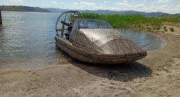 Аэролодка Аллигатор Двигатель:… за 8 000 000 тг. в Алтай – фото 3