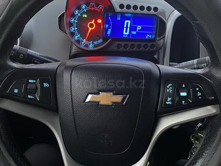 Chevrolet Aveo 2014 года за 3 300 000 тг. в Алматы – фото 2