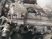 Двигатель на Мерседес А160, 210 кузов, мерседес Вито, Матик за 500 тг. в Нур-Султан (Астана)