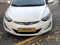 Hyundai Elantra 2014 года за 4 200 000 тг. в Алматы