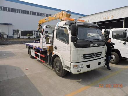 XCMG  Продам манипулятор бортовой грузовик оборудованный КРАНОМ В ЛИЗИНГ НА 7 ЛЕТ 2019 года в Нур-Султан (Астана) – фото 4
