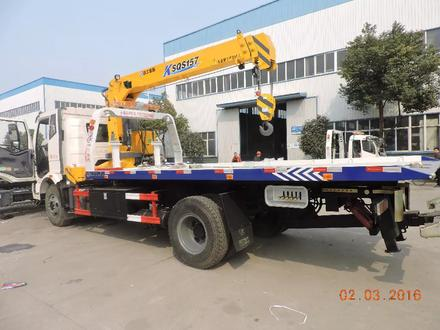 XCMG  Продам манипулятор бортовой грузовик оборудованный КРАНОМ В ЛИЗИНГ НА 7 ЛЕТ 2019 года в Нур-Султан (Астана) – фото 11