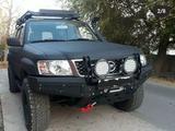Силовой бампер багажник в Алматы