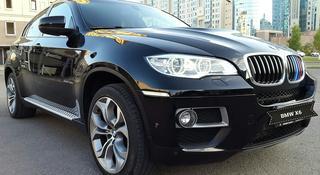 BMW X6 2013 года за 12 000 000 тг. в Нур-Султан (Астана)
