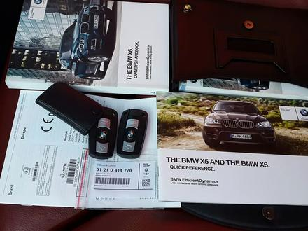 BMW X6 2013 года за 12 000 000 тг. в Нур-Султан (Астана) – фото 39
