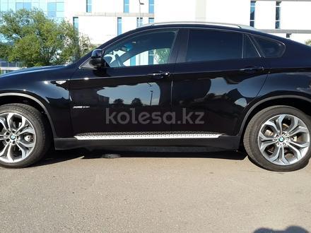 BMW X6 2013 года за 12 000 000 тг. в Нур-Султан (Астана) – фото 5