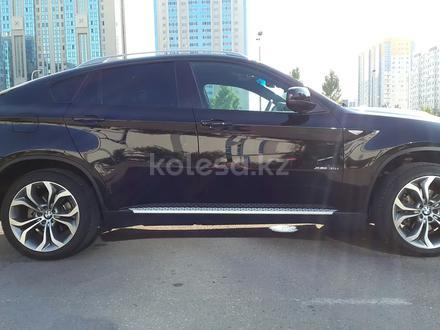 BMW X6 2013 года за 12 000 000 тг. в Нур-Султан (Астана) – фото 6