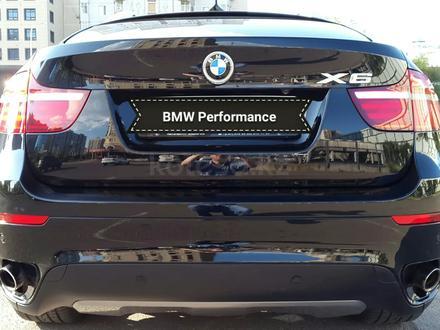 BMW X6 2013 года за 12 000 000 тг. в Нур-Султан (Астана) – фото 9