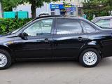ВАЗ (Lada) Granta 2190 (седан) 2014 года за 2 100 000 тг. в Петропавловск – фото 4