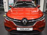 Renault Arkana Style 2020 года за 11 773 000 тг. в Нур-Султан (Астана) – фото 2