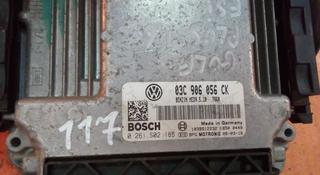 Компьютер двигателя Volkswagen GOLF 5 1.6 03c906056CK 0261S02185 за 35 000 тг. в Усть-Каменогорск