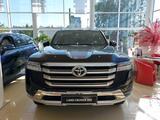 Toyota Land Cruiser Terra 2021 года за 42 000 000 тг. в Костанай – фото 2