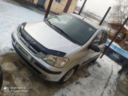 Hyundai Getz 2004 года за 2 300 000 тг. в Алматы – фото 2