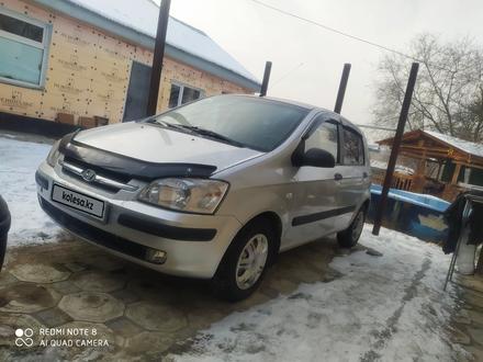 Hyundai Getz 2004 года за 2 300 000 тг. в Алматы – фото 6