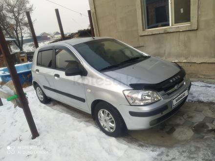 Hyundai Getz 2004 года за 2 300 000 тг. в Алматы – фото 7
