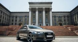 Audi A6 2014 года за 9 455 000 тг. в Алматы