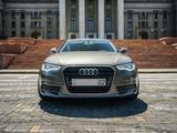 Audi A6 2014 года за 9 455 000 тг. в Алматы – фото 4