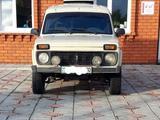 ВАЗ (Lada) 2121 Нива 2007 года за 1 350 000 тг. в Костанай