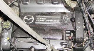 Контрактный двигатель Mazda Tribut AJ GY за 160 000 тг. в Алматы