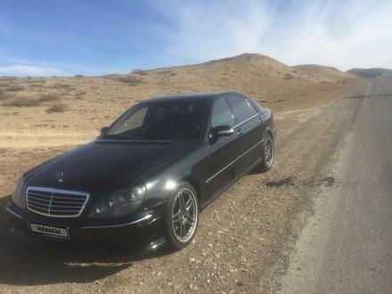 Mercedes-Benz S 500 2003 года за 3 500 000 тг. в Алматы – фото 7