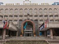 "Паркинг за гостиницей ""Отрар в Алматы"
