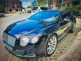 Bentley Continental GT 2015 года за 44 000 000 тг. в Алматы