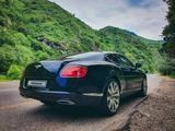 Bentley Continental GT 2015 года за 44 000 000 тг. в Алматы – фото 3