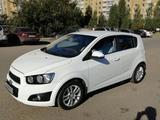 Chevrolet Aveo 2014 года за 3 399 999 тг. в Нур-Султан (Астана)