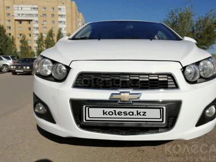 Chevrolet Aveo 2014 года за 3 399 999 тг. в Нур-Султан (Астана) – фото 10