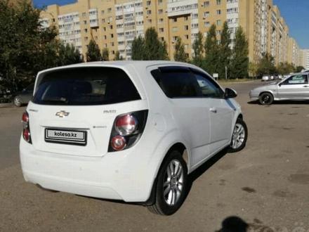 Chevrolet Aveo 2014 года за 3 399 999 тг. в Нур-Султан (Астана) – фото 5