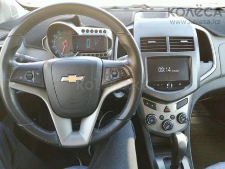 Chevrolet Aveo 2014 года за 3 399 999 тг. в Нур-Султан (Астана) – фото 7