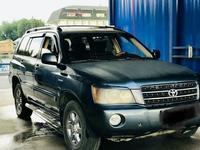 Toyota Highlander 2003 года за 5 100 000 тг. в Алматы