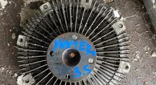 Термомуфта вентилятора на Митсубиси Монтеро, Паджеро 3 3.5 литра за 20 000 тг. в Караганда