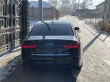 Audi A6 2018 года за 8 800 000 тг. в Алматы – фото 2