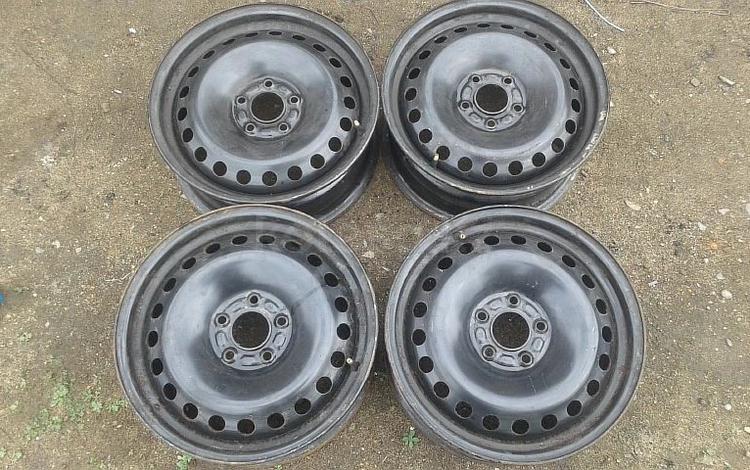 Оригинальные металлические диски на автомашину Ford Mondeo (R16 5*1 за 50 000 тг. в Нур-Султан (Астана)