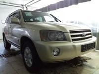 Toyota Highlander 2002 года за 5 900 000 тг. в Алматы