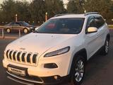 Jeep Cherokee 2014 года за 9 500 000 тг. в Алматы