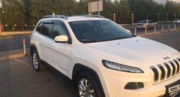 Jeep Cherokee 2014 года за 9 500 000 тг. в Алматы – фото 3