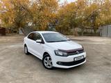 Volkswagen Polo 2013 года за 4 000 000 тг. в Кызылорда – фото 4