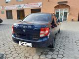 ВАЗ (Lada) Granta 2190 (седан) 2012 года за 2 100 000 тг. в Костанай – фото 2