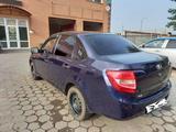 ВАЗ (Lada) Granta 2190 (седан) 2012 года за 2 100 000 тг. в Костанай – фото 3