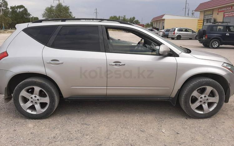 Nissan Murano 2004 года за 3 000 000 тг. в Нур-Султан (Астана)