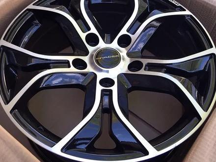 Новые диски оригинального дизайна Invaider R22 за 550 000 тг. в Нур-Султан (Астана) – фото 3
